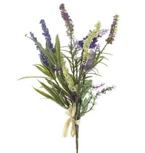Букет из искусственных цветов высота 25 см