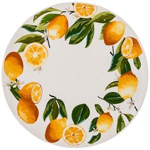 "Тарелка ""Лимоны"" 24 см"