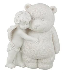 "Статуэтка ""Ангел с медвежонком"""