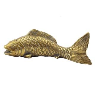 """Статуэтка """"Золотая рыбка"""" 15 см"""