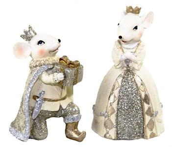 """Набор статуэток """"Подарок для мышиной королевы"""""""