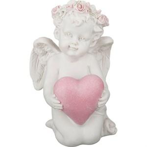"""Статуэтка """"Ангел с сердцем"""""""