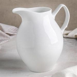 Кувшин керамический белый 2000 мл