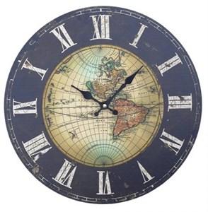"""Часы настенные """"Глобус"""""""