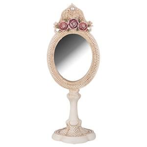 "Зеркало настольное ""Розочки"""