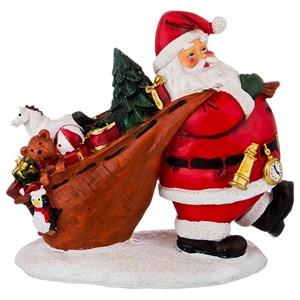 "Статуэтка ""Дед Мороз с подарками"""