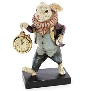 """Часы настольные """"Кролик"""""""