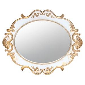 Поднос зеркальный 38х30 см