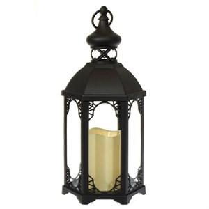Подсвечник с LED свечой