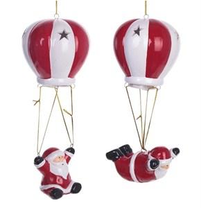 """Подвесное украшение """"Дед Мороз"""" с подсветкой, цена за штуку"""
