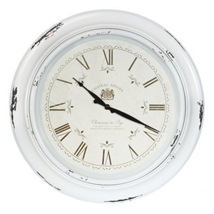 Часы настенные состаренные диаметр 46 см