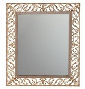 Зеркало настенное резное 35х40 см