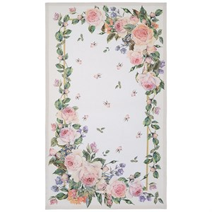 "Полотенце ""Винтажные розы"" 40х70 см"