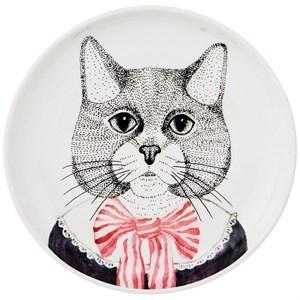 """Тарелка """"Кошка"""" 19 см"""