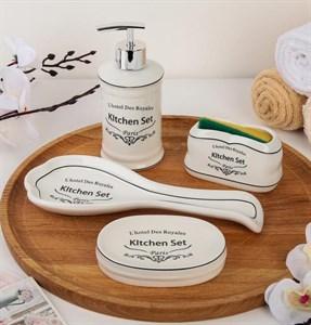Набор предметов для ванной и кухни