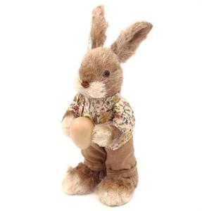 """Фигурка """"Пасхальный кролик"""" 22 см"""