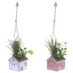 Цветок искусственный подвесной, цена за штуку