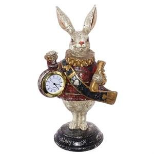 """Часы настольные """"Кролик"""" 21 см"""