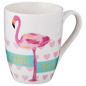 "Кружка ""Фламинго"" 350 мл"