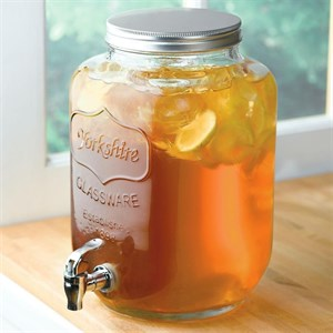 Лимонадник с краником на 5 литров