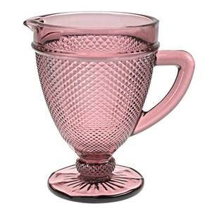 """Кувшин """"Ромб"""" 1200 мл розовый"""