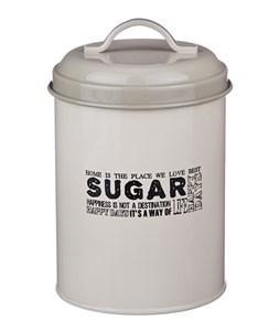 """Банка """"Сахар"""" металлическая для сыпучих и хранения"""