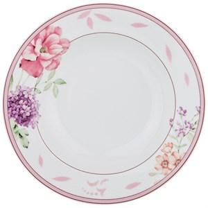 """Тарелка суповая """"Нежный букет"""" 22 см"""