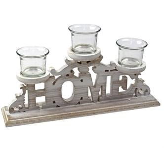 Подсвечник на три свечи