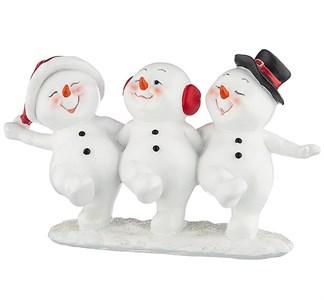 "Статуэтка ""Три снеговика"""
