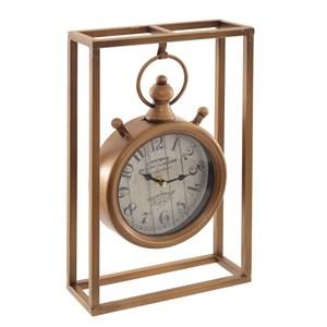 Часы настольные 21х34 см