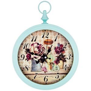 Часы настенные кварцевые циферблат 28 см