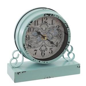 Часы настольные состаренные
