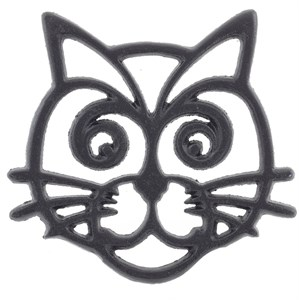 """Подставка под горячее """"Кот"""""""