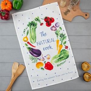 """Полотенце кухонное """"Овощи"""""""