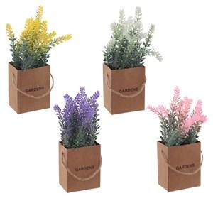 Цветок искусственный в коробке, цена за штуку