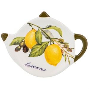 """Подставка для чайных пакетиков """"Лимоны"""""""