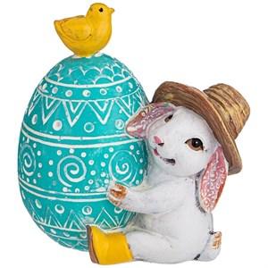 """Статуэтка """"Пасхальный кролик"""""""
