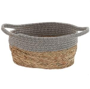 Корзина плетеная 36х26 см