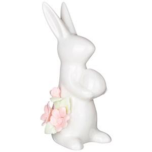 """Статуэтка """"Цветочный кролик"""""""