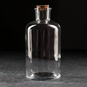 Бутылка с пробкой #2, 750 мл