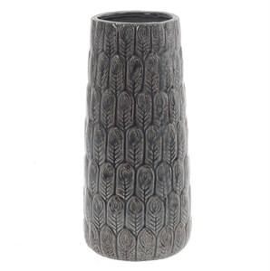 Ваза керамическая состаренная 26 см