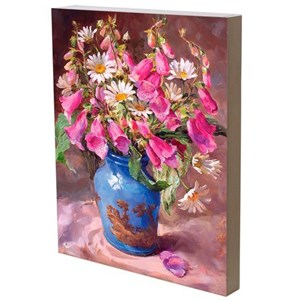 "Панно ""Летние цветы"" 29х42 см"