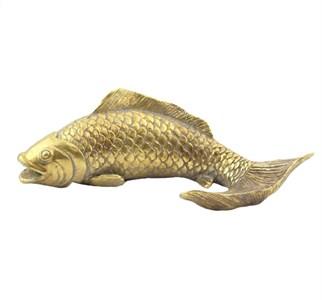 """Статуэтка """"Золотая рыбка"""" 18 см"""