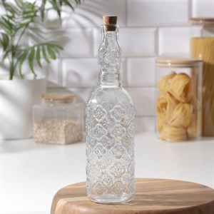 Бутылка узорная 800 мл