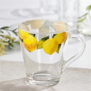 """Кружка """"Лимоны"""" 250 мл"""