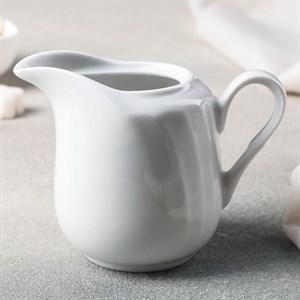 Молочник белый 200 мл