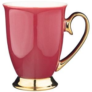 Кружка розовая 320 мл