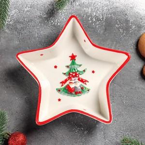 """Блюдо """"Новогодняя звезда"""""""