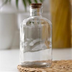 Бутылка с крышкой 550 мл