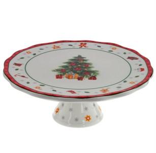 """Тортница """"Новогодняя елка"""" диаметр 20 см"""